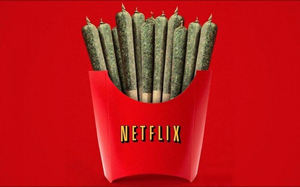 Filmy o marihuane na netflixe