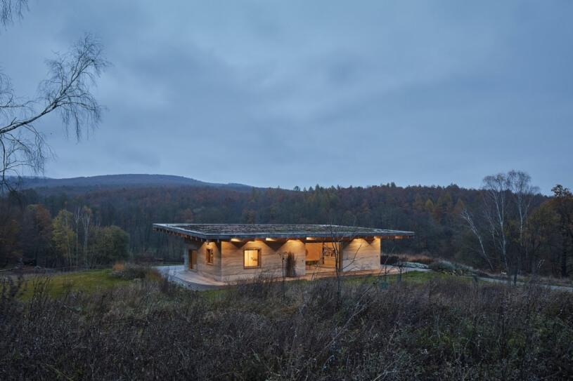 dom v buchlovských horách