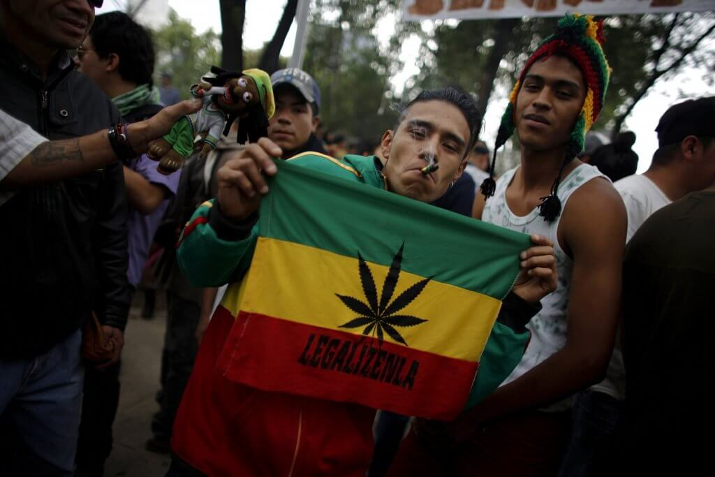 mexiko legalizuje konope