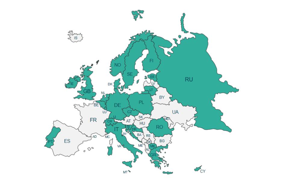 mapa europa marihuana