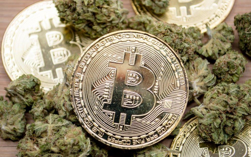 marihuana a bitcoin