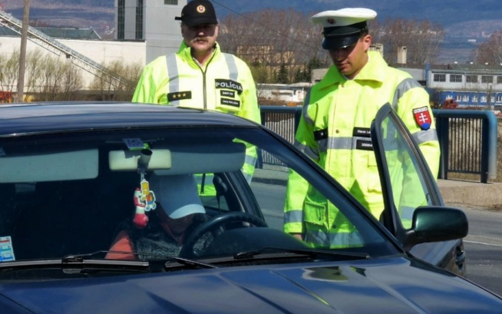 policia kontrola